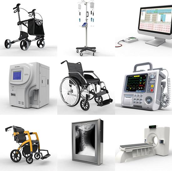 6 Passenger Vehicles >> DOSCH DESIGN - DOSCH 3D: Medical Equipment V2