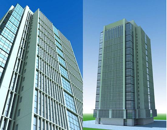 DOSCH 3D: Skyscrapers