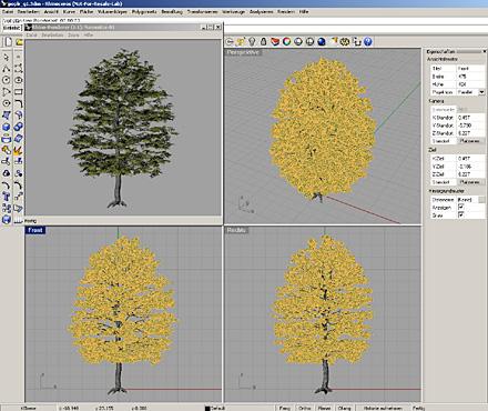 DOSCH DESIGN - DOSCH 3D: Trees & Conifers V3 for Rhino