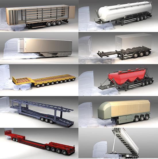 dosch design dosch 3d truck details v3 trailer
