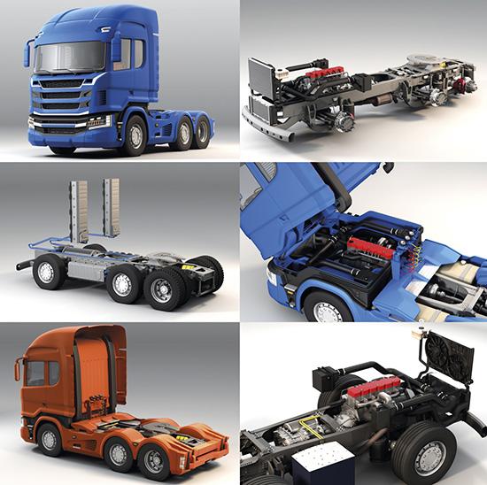 dosch design dosch 3d truck details v3