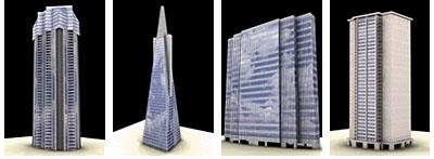 Futuristic Buildings Materials Building Materials Used Are