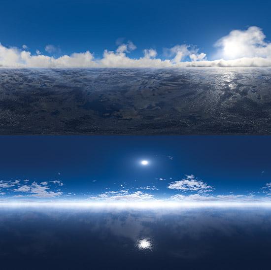 3d Ocean Hdri free Download Rar Photoshop