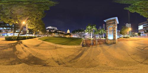 DOSCH DESIGN - DOSCH HDRI: City At Night