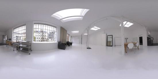 Hdri White Room