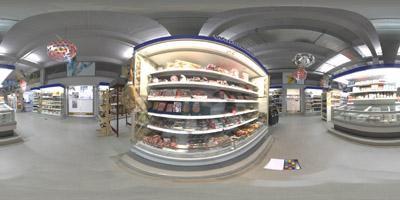DOSCH HDRI: Shop Interiors