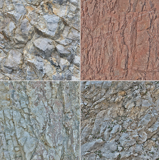the textures have been exclusively designed by pino gengo for dosch design pino has worked as a texture artist on games like crysis crysis warhead and far - Rock Wall Design