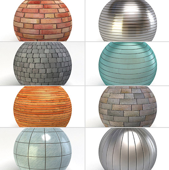 DOSCH DESIGN - DOSCH Textures: Construction Materials V2 for