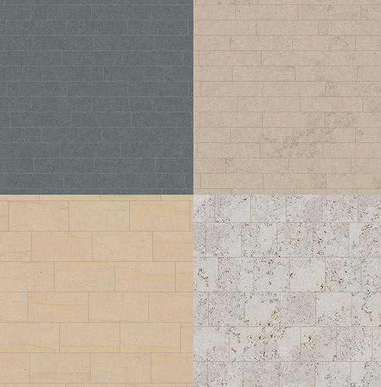 Dosch Design Dosch Textures Stone Facades