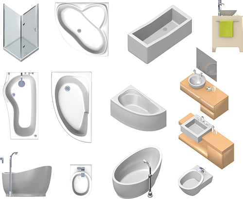 Dosch Design Dosch 2d Viz Images Bathroom