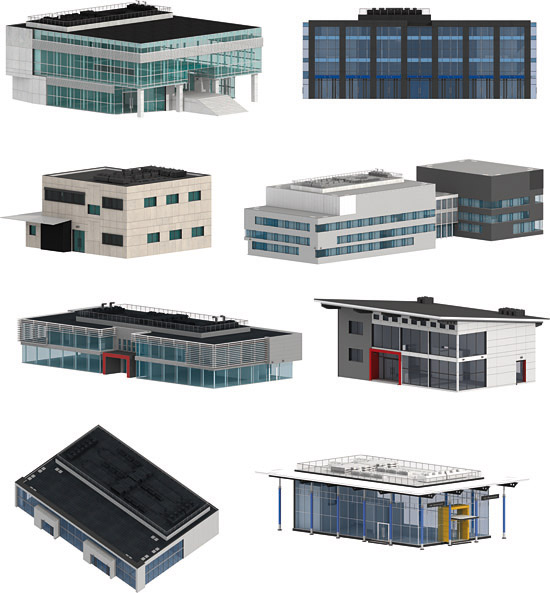 Dosch design dosch 2d viz images commercial buildings for 2d building drawing