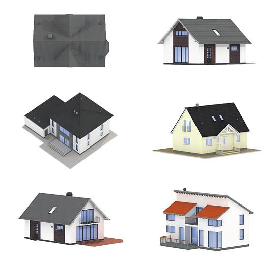 Dosch Design Dosch 2d Viz Images European Houses