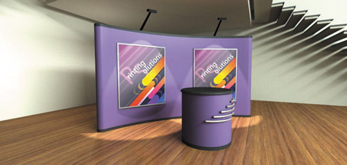 3d Exhibition Stand Design Software Free Download : D exhibition stand designs on behance