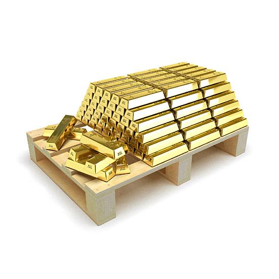 Dosch design dosch 3d gold bars for Architect 3d gold