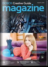 DOSCH DESIGN magazine 01-2012 show