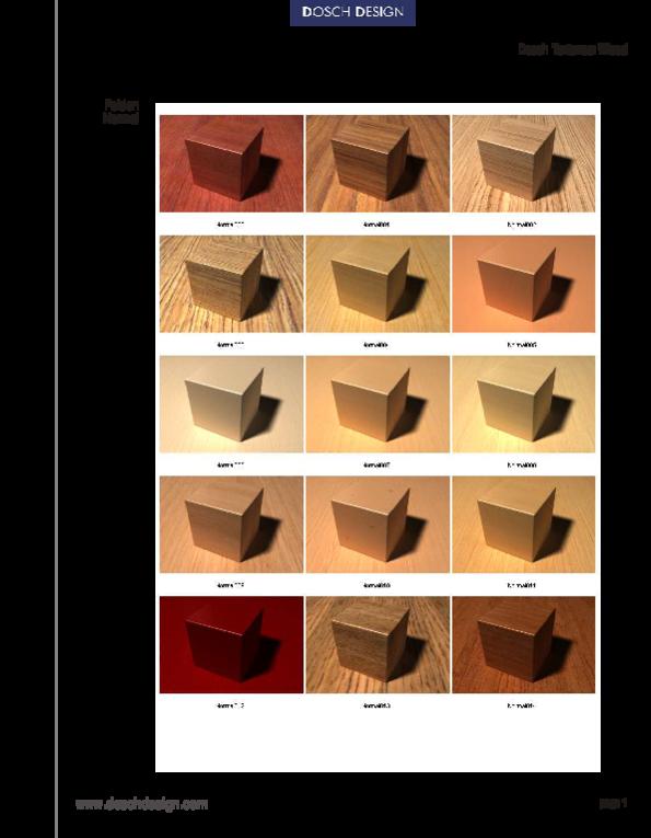 Dosch Design Dosch Textures Wood