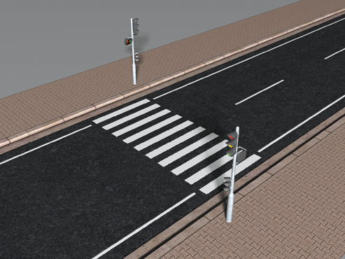 《dosch-3d设计素材库-道路 12.图片